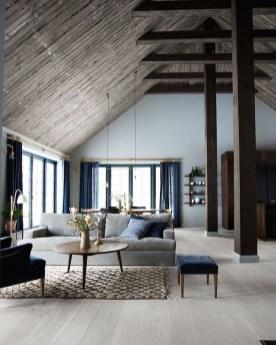 Comfy Rustic Living Room Decor Ideas 10