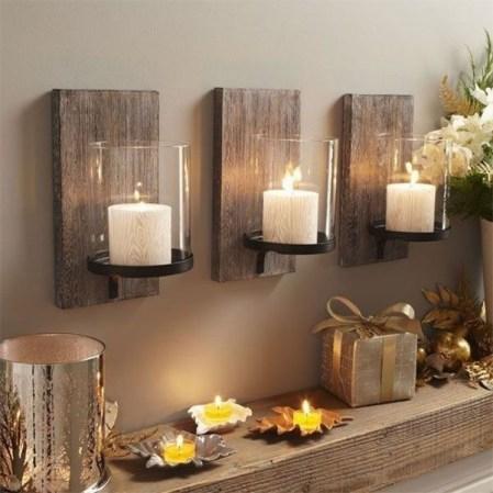 Comfy Rustic Living Room Decor Ideas 20