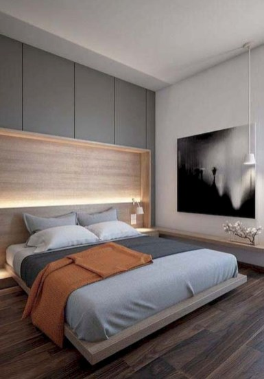 Cozy Small Apartment Bedroom Remodel Ideas 29
