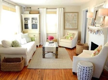Cozy Small Apartment Bedroom Remodel Ideas 34