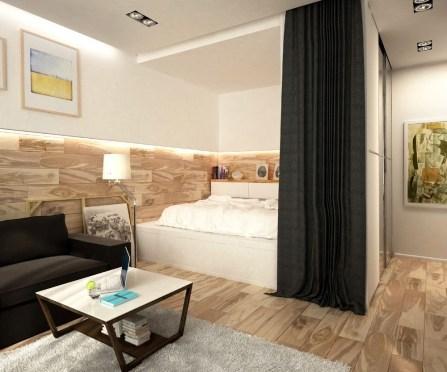 Cozy Small Apartment Bedroom Remodel Ideas 35