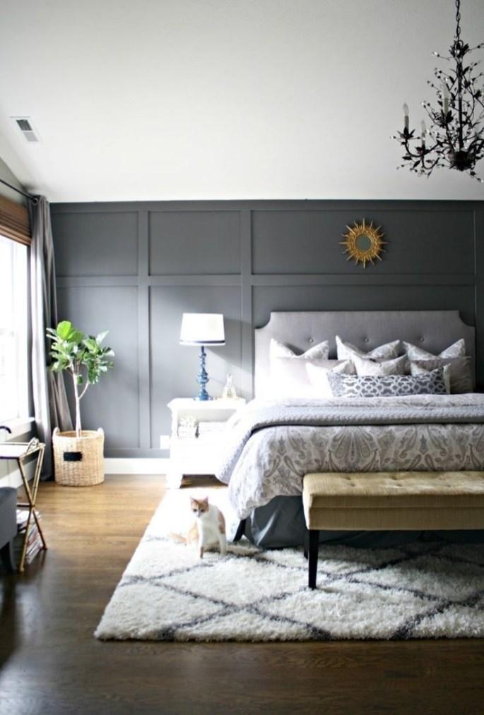 Cozy Small Apartment Bedroom Remodel Ideas 36