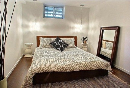 Cozy Small Apartment Bedroom Remodel Ideas 39