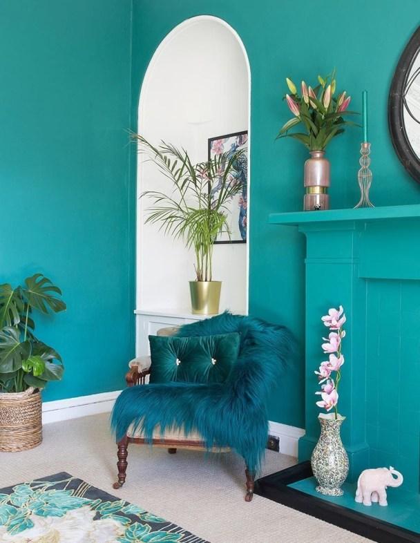 Creative Dining Room Rug Design Ideas 14