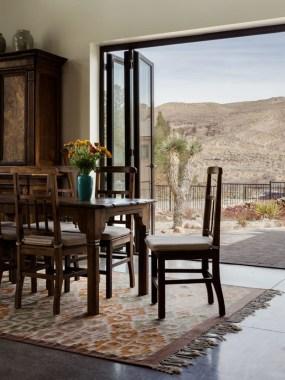 Creative Dining Room Rug Design Ideas 21