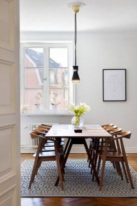 Creative Dining Room Rug Design Ideas 42