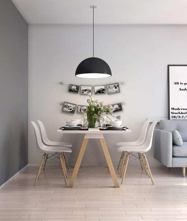 Creative Dining Room Rug Design Ideas 44