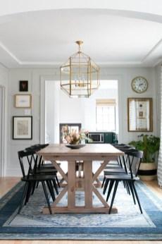 Creative Dining Room Rug Design Ideas 46