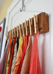 Easy And Practical Clothing Racks For Casual Décor Ideas 21