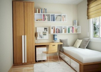 Easy Minimalist And Cozy Bedroom Decor Ideas 34