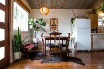 Inspiring Bohemian Style Kitchen Decor Ideas 03
