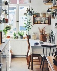Inspiring Bohemian Style Kitchen Decor Ideas 17