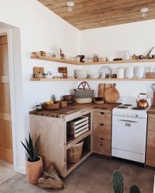 Inspiring Bohemian Style Kitchen Decor Ideas 21