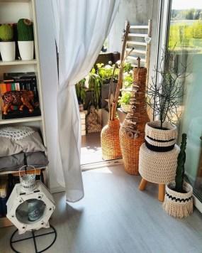 Inspiring Bohemian Style Kitchen Decor Ideas 37