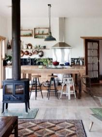Inspiring Bohemian Style Kitchen Decor Ideas 42