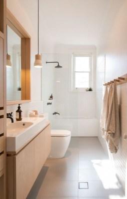 Luxury Black And White Bathroom Design Ideas 22