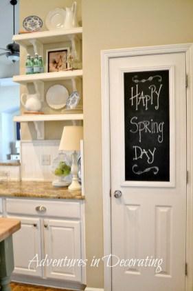 Magnificient Spring Kitchen Decor Ideas 17