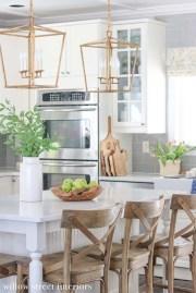 Magnificient Spring Kitchen Decor Ideas 20