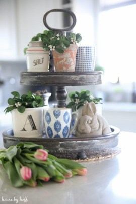 Magnificient Spring Kitchen Decor Ideas 32