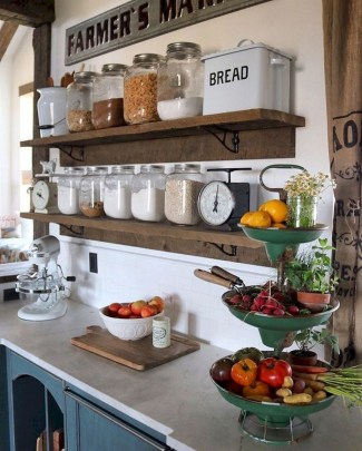 Magnificient Spring Kitchen Decor Ideas 35