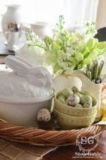 Magnificient Spring Kitchen Decor Ideas 42