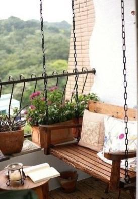 Perfect Small Balcony Design Ideas 29