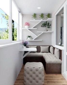 Perfect Small Balcony Design Ideas 45
