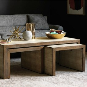 Stunning Coffee Table Design Ideas 18