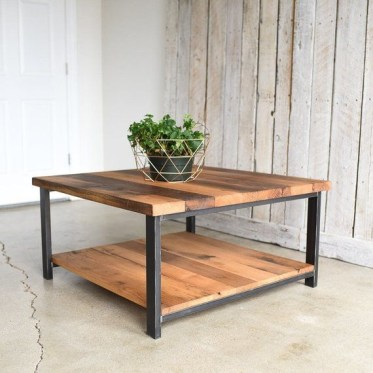 Stunning Coffee Table Design Ideas 27