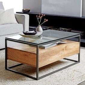 Stunning Coffee Table Design Ideas 34