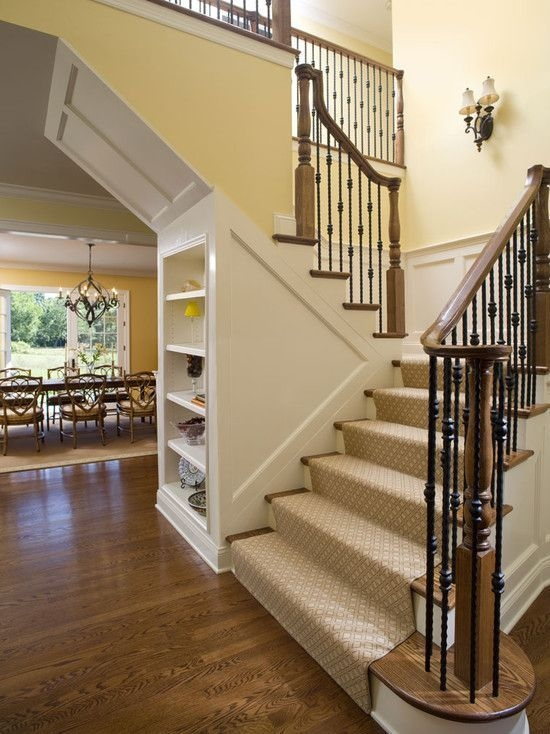 Unique Staircase Landings Featuring Creative Use Of Space 41