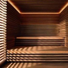 Wonderful Home Sauna Design Ideas 02