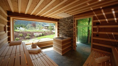 Wonderful Home Sauna Design Ideas 07