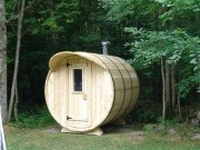 Wonderful Home Sauna Design Ideas 48