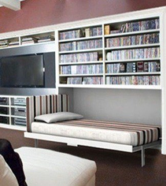 Wonderful Multifunctional Bed For Space Saving Ideas 29