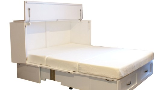 Wonderful Multifunctional Bed For Space Saving Ideas 40