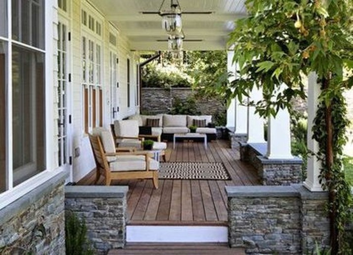 Best Ways To Create A Relaxing Porch Ideas For Big Family 11