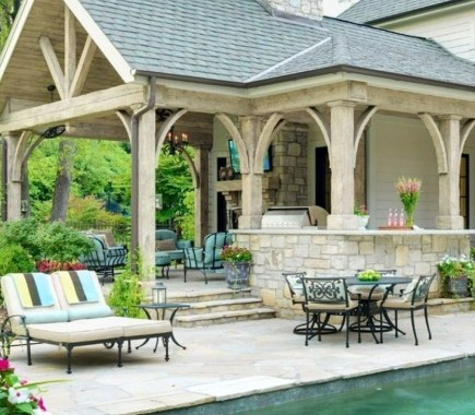 Best Ways To Create A Relaxing Porch Ideas For Big Family 26