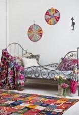 Comfy Boho Bedroom Decor With Attractive Color Ideas 05