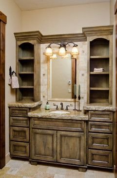 Creative Rustic Bathroom Ideas For Upgrade Your House 17