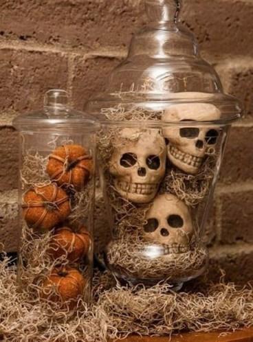 Elegant Diy Halloween Ideas For Outdoor Decoration 33