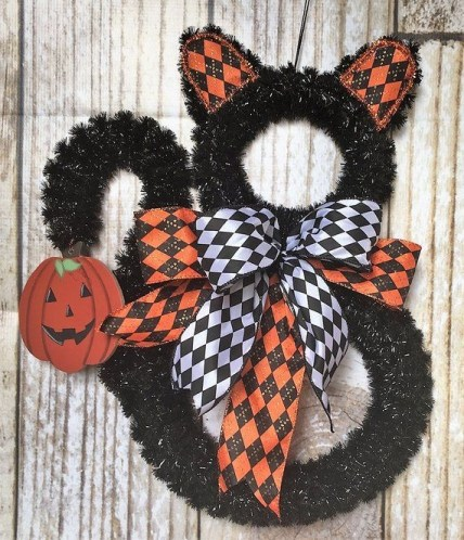 Elegant Diy Halloween Ideas For Outdoor Decoration 34