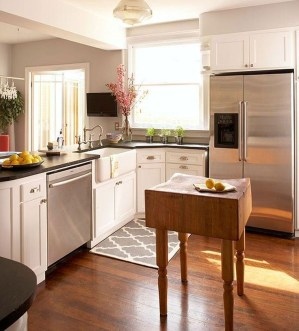 Fabulous Kitchen Countertop Trends Design For Small Space Ideas 29