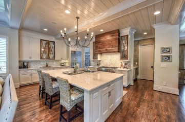 Fabulous Kitchen Countertop Trends Design For Small Space Ideas 44