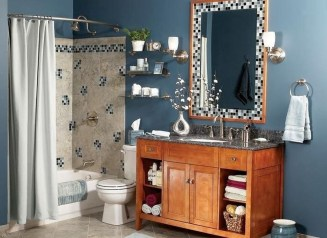 Gorgoeus Diy Remodeling Bathroom Projects On A Budget Ideas 04