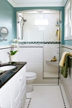 Gorgoeus Diy Remodeling Bathroom Projects On A Budget Ideas 09