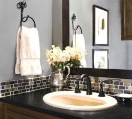 Gorgoeus Diy Remodeling Bathroom Projects On A Budget Ideas 17