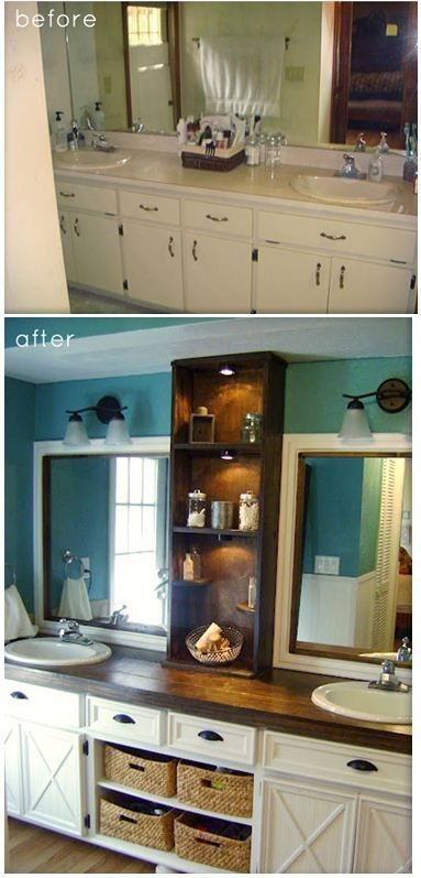 Gorgoeus Diy Remodeling Bathroom Projects On A Budget Ideas 21