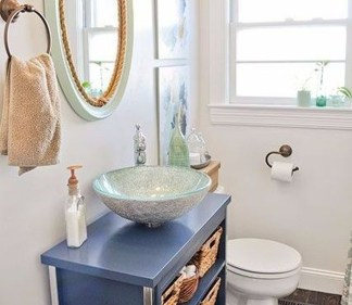 Gorgoeus Diy Remodeling Bathroom Projects On A Budget Ideas 33