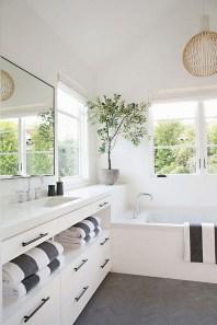 Lovely Modern Farmhouse Design For Bathroom Remodel Ideas 30